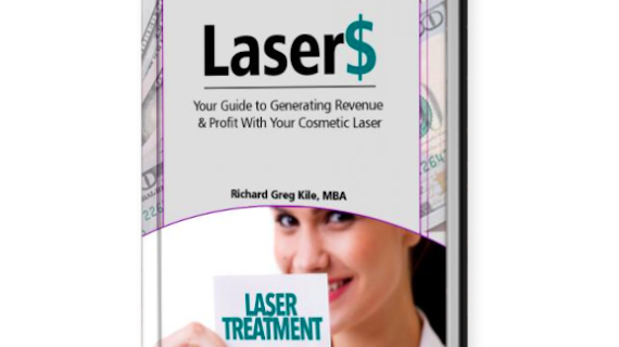 Order Your Laser$ Book Today!