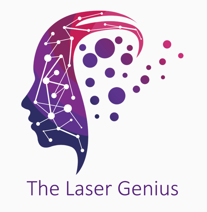 The Laser Genius Graphic