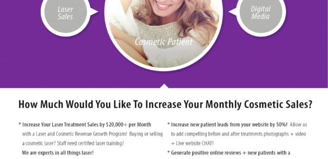 Increase Your monthly cosmetic sales