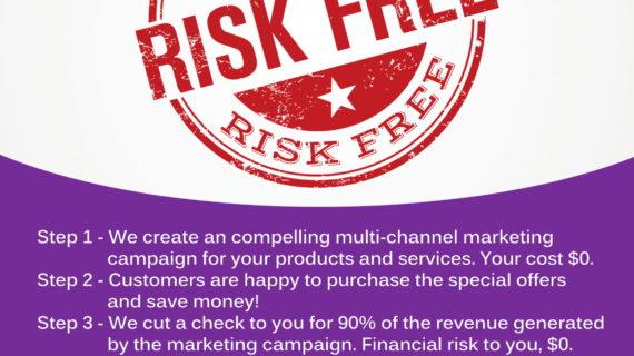 Risk Free Marketing